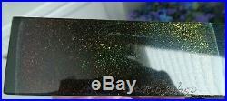 1991 Limited Edition CORREIA Glass Dichroic Rectangular PERFUME BOTTLE #39/250