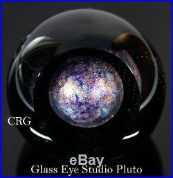 511F Glass Eye Studio Celestial Pluto