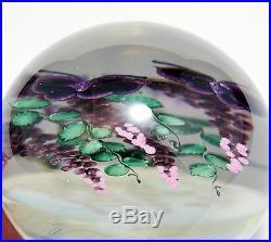 Design Glas Briefbeschwerer Lundberg Studio Daniel Salazar art glass Paperweight