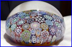Extraordinary Peter McDougall Magnum'Catherine' Paperweight