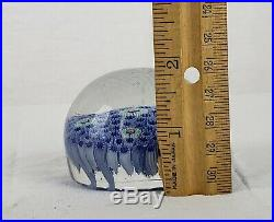 HOLY GRAIL NEGC Carpet Ground Paperweight 1 Of 4 Known Art Glass Paperweight