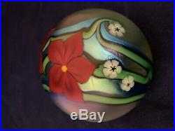 Orient & Flume Double Flora Paperweight
