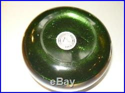 Parabelle Glass Millifiori Chequer Paperweight