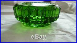 Rare Rolex Green Triplock Submariner Crown Paper Weight Crystal New THE LAST